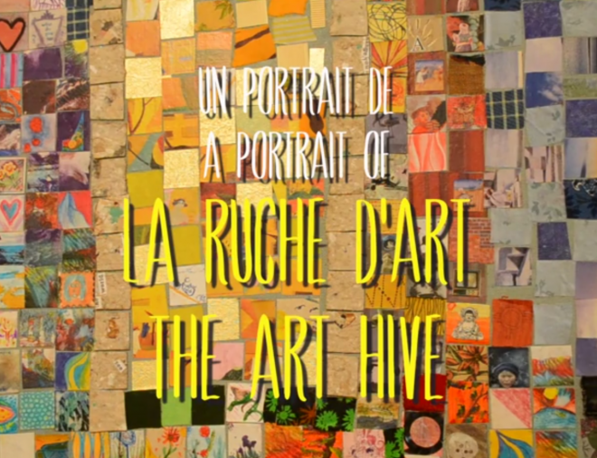 A Portrait of La Ruche d'Art